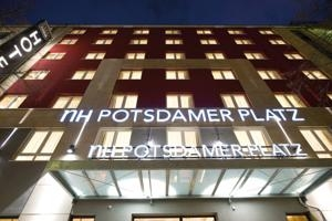 NH Berlin Potsdamer Platz  (3*)