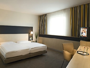 Mercure Hotel Berlin City (Ex AN DER CHARITE)  (3*)